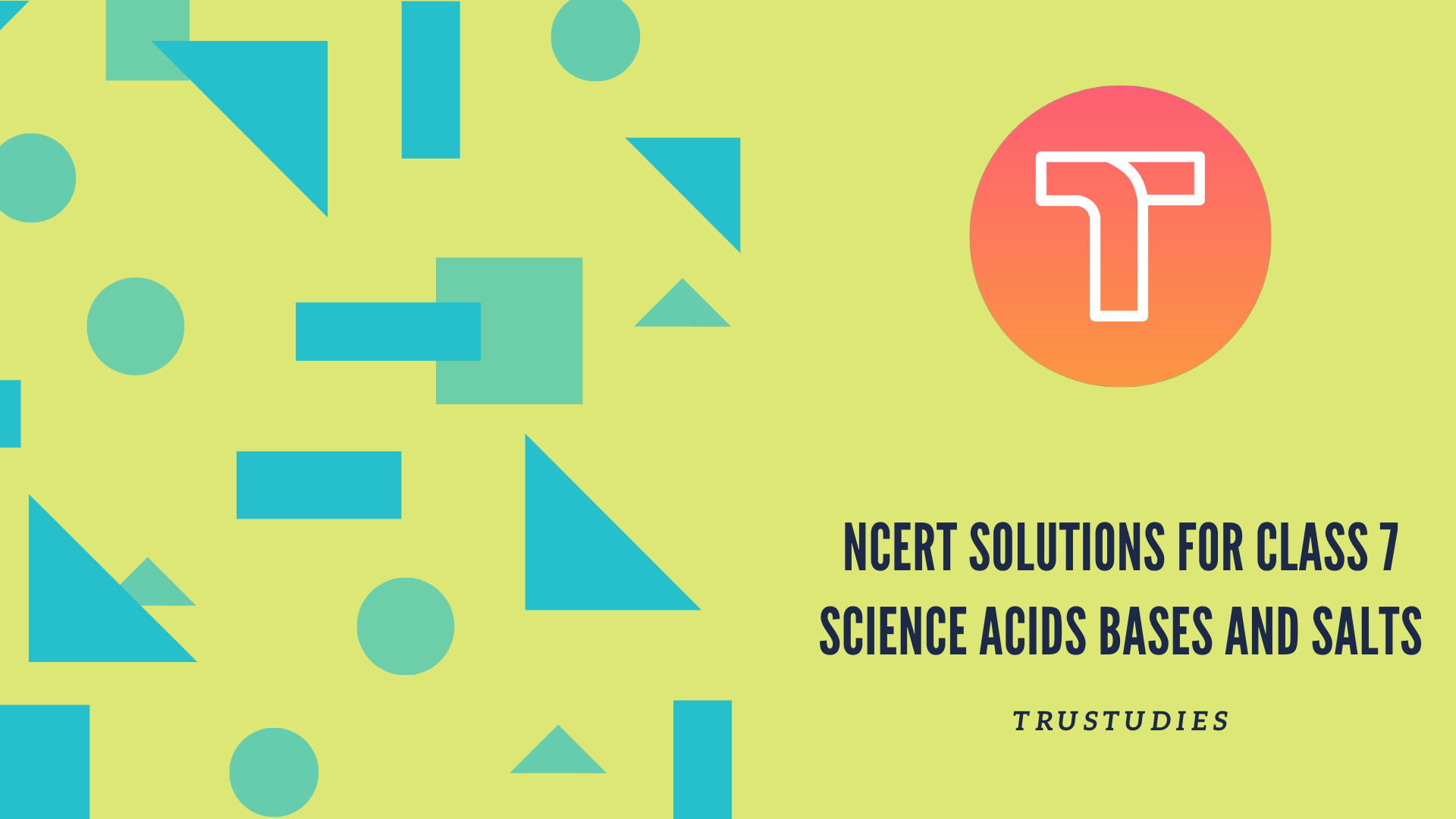 NCERT solutions for class 7 science chapter 5 acids bases salts banner image